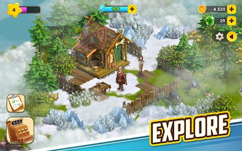 Klondike Adventures Mod Apk Download For Android and Iphone 2