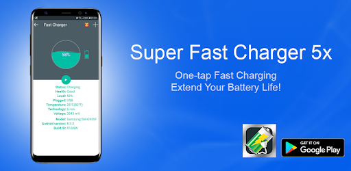 Super Fast Charger 5x - Apps on Google Play