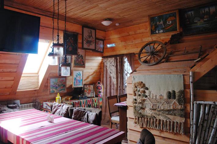 Фото №1 зала Зал «Уютный чердак»
