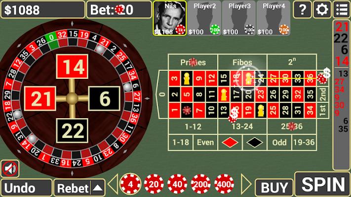 Ultra Roulette - FREE Casino - screenshot