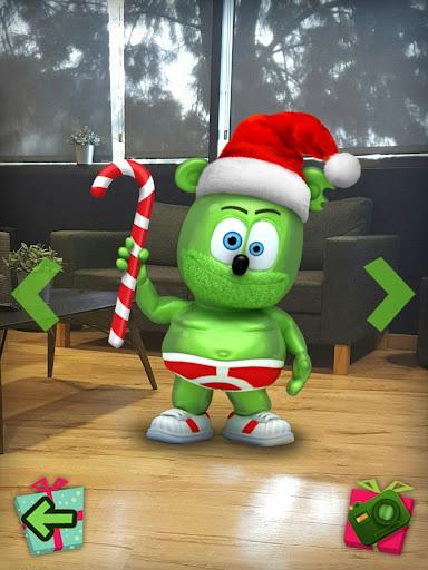 Screenshot for Talking Gummibär Pro in Hong Kong Play Store