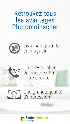 Photomoinscher Android App Screenshot