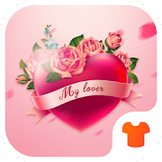App Red Rose 2018 - Love Wallpaper Theme APK for Windows Phone