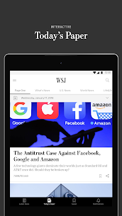 The Wall Street Journal: Business & Market News v4.10.1.42 [Subscribed] 7