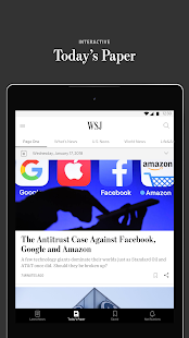 The Wall Street Journal Business & Market News 4.21.1.12 Subscribed - 12 - images: Store4app.co: All Apps Download For Android