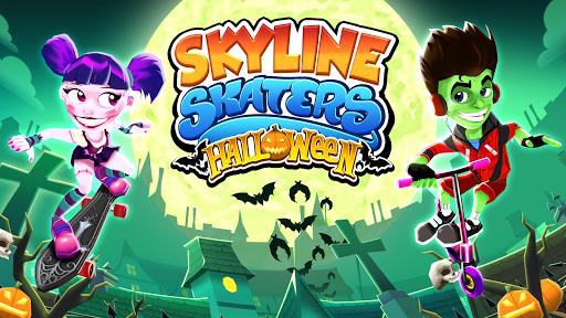 Skyline Skaters v2.5.0 APK+DATA (Mod)