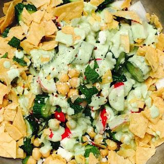 Smashed Salad Recipe