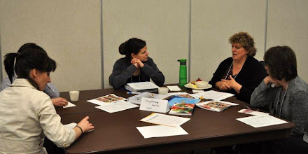 Photo: World Cafe- Strengthening Families