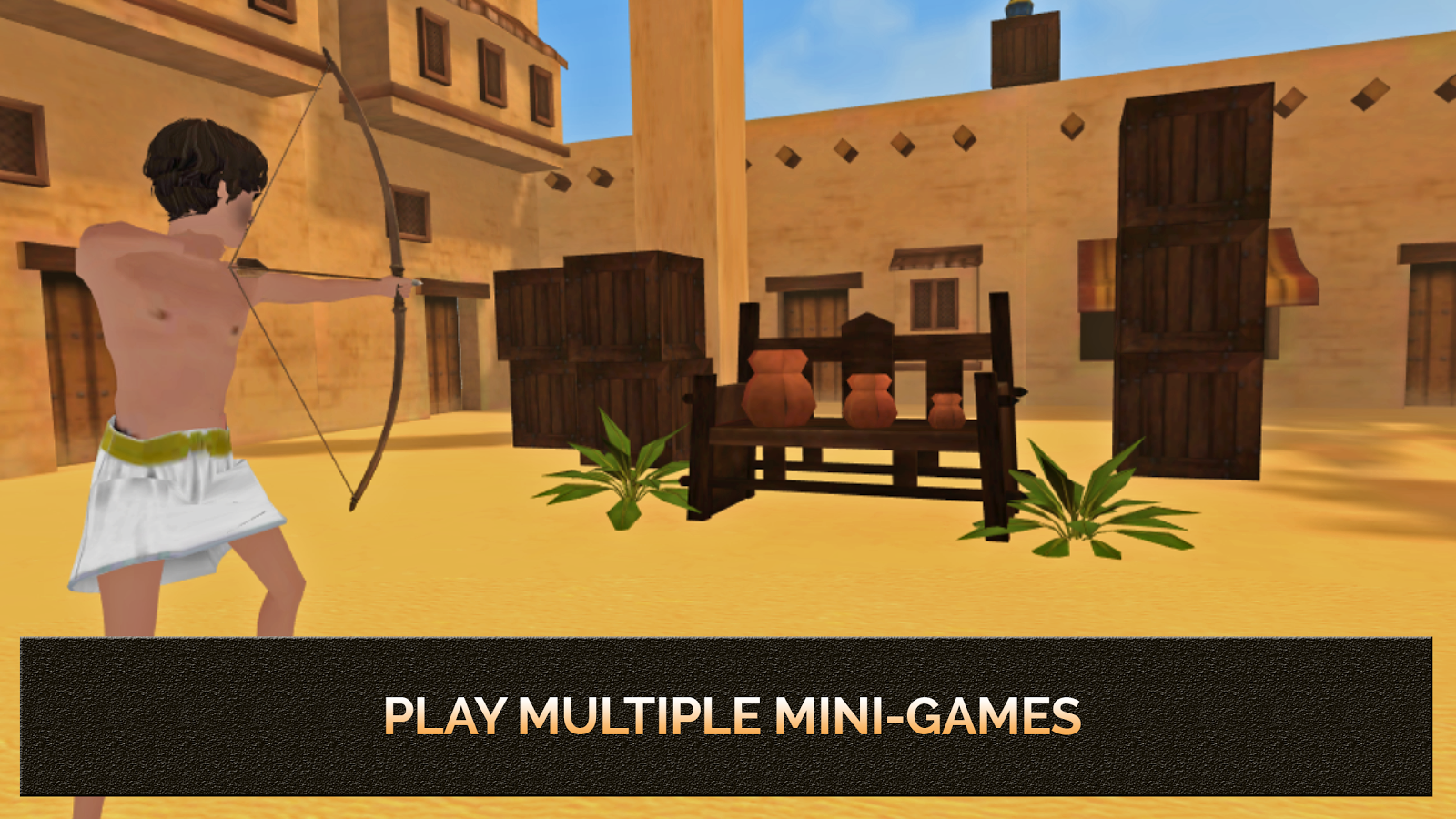 Egyptian Mysteries (Cardboard)- screenshot