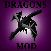 Dragons mod minecraft APK for Bluestacks