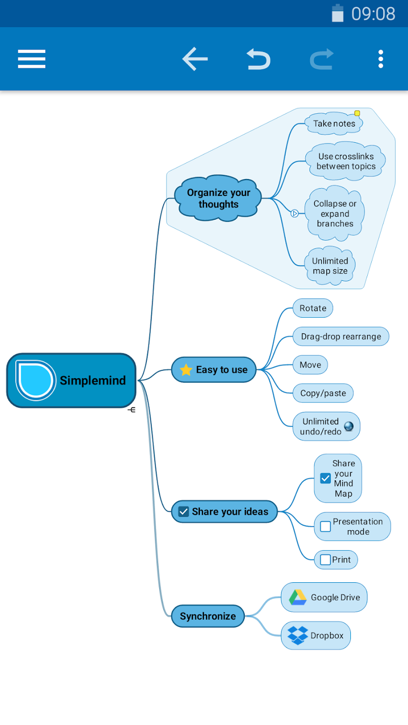 SimpleMind Pro - Intuitive Mind Mapping APK ed Free ... on simple technology, simple design, simple anime, simple graphics, simple math, simple mind app, simple problem solving, simple brain, simple memory mapping, simple creativity, simple mind games,