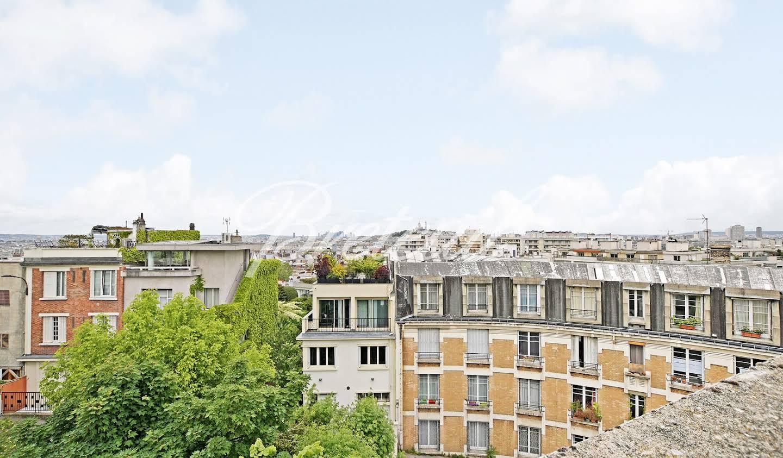 Maison avec jardin et terrasse Paris 19ème