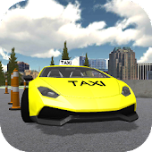 Raleigh Taxi Driving School 3D