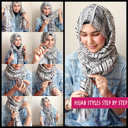 hijab styles step by step new model 1 0 apk download for Android