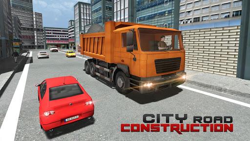 City Builder Road Construction  screenshots 2