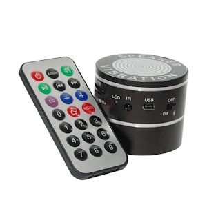 Difuzor cu vibratii VS-08, mini boxa Bluetooth