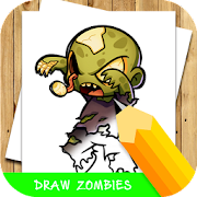Free How to draw Halloween Zombies step by step APK for Windows 8