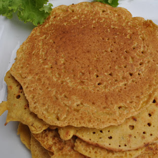 Chickpea Flour Tortillas
