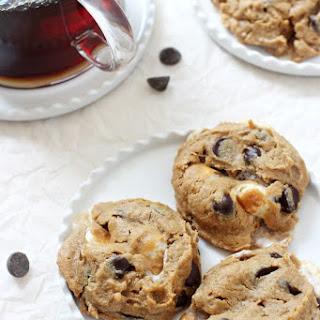 Flourless Peanut Butter S'Mores Cookies Recipe