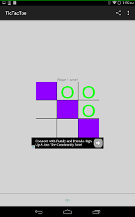 Tic Tac Toe - 3 in a row FREE- screenshot thumbnail