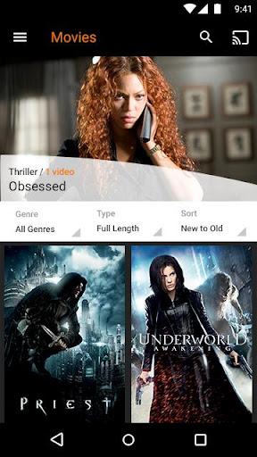 Sonyu00a0Crackleu00a0u2013u00a0Free TV & Movies 6.0.0 screenshots 2