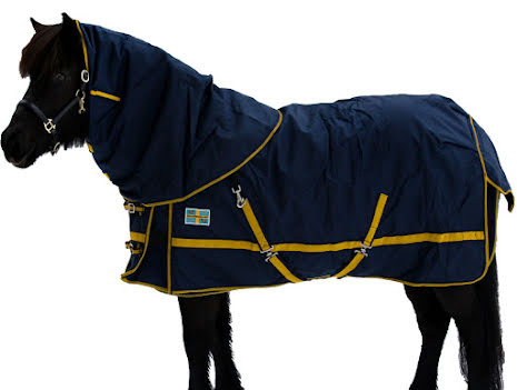 SVEA Outdoor vinter, stl 135 cm täcke i  1680D, halvhals inkl löstagbar halskrage stl Cob