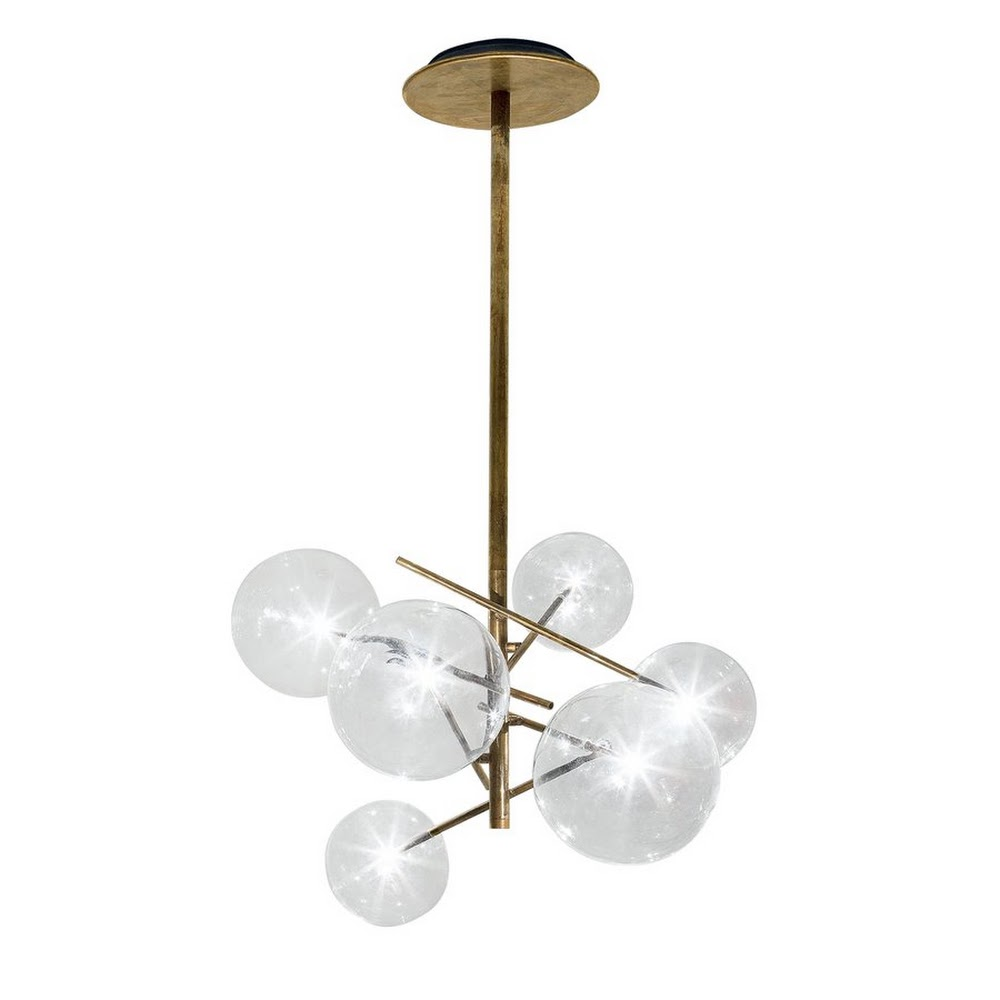 BOLLE CHANDELIER | DESIGNER REPRODUCTION