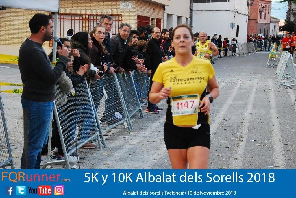 Lucia Espada Torres de la Sociedad Deportiva Correcaminos