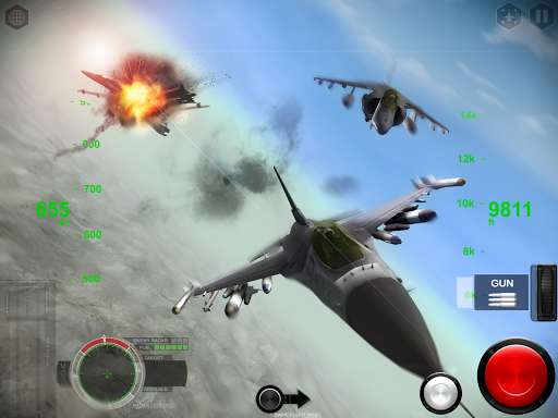 AirFighters screenshot 11