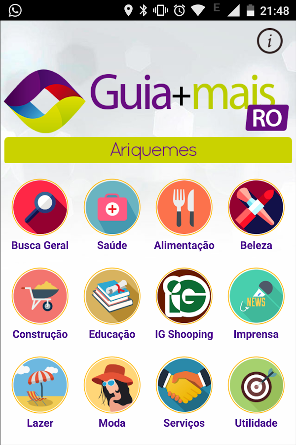 Guia+Mais RO Ariquemes- screenshot