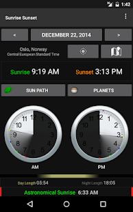 Sunrise Sunset - screenshot thumbnail
