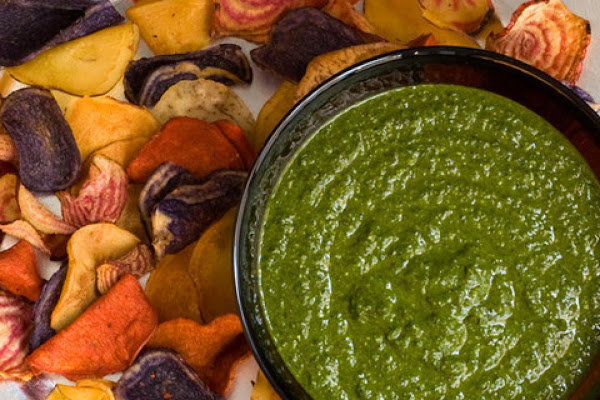 Kale And Spinach Dip  -monster Gruel Recipe