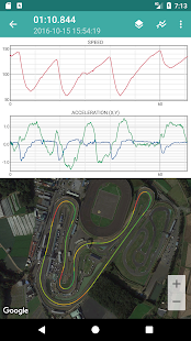 GPS Laps- screenshot thumbnail
