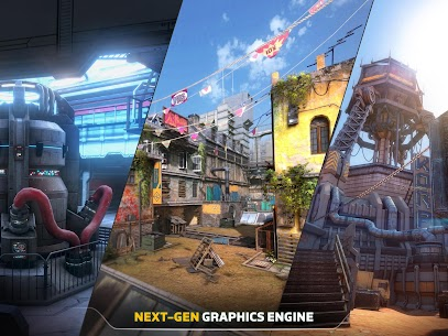 Modern Combat Versus: New Online Multiplayer FPS 10