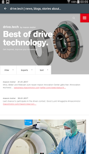 maxon motor magazine - driven- screenshot thumbnail