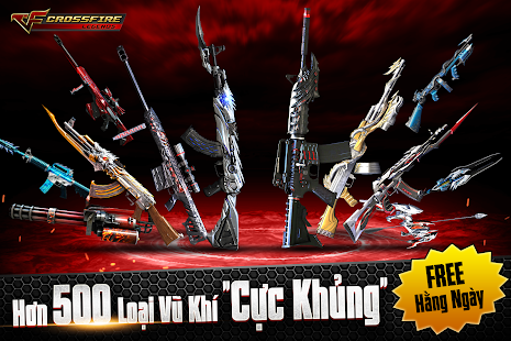 Tải Game CrossFire