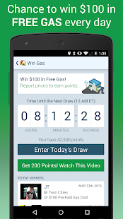 GasBuddy - Find Cheap Gas- screenshot thumbnail