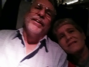 Photo: Appropriately blurry photo on the Capitol Limited. We would sleep from midnight to 3 am on this train. Actually we got an extra half hour as the train was late getting into Cleveland.