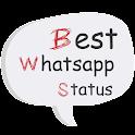 2016 Best Whatsapp status icon