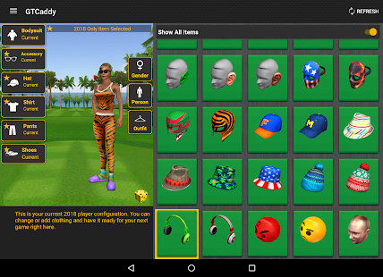 Golden Tee Caddy- screenshot thumbnail