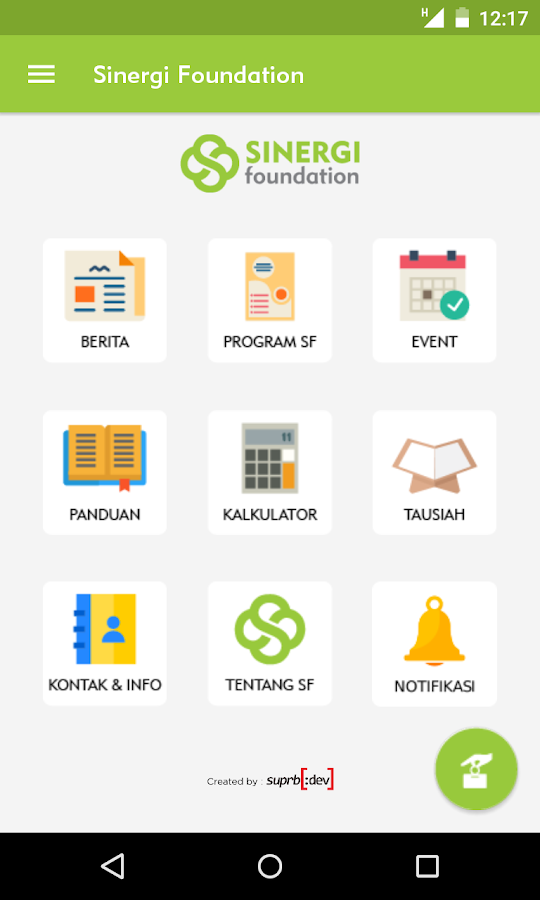 Zakat App- screenshot