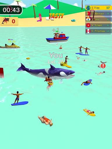 Shark Attack android2mod screenshots 3