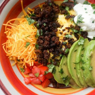 Mexican Breakfast Bowl.