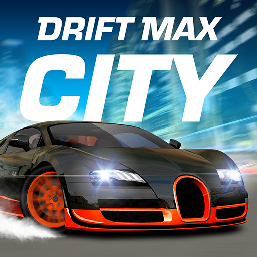Drift Max City ─ Stadt-Autorennen