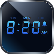My Clock-bedside clock,timer,space world theme