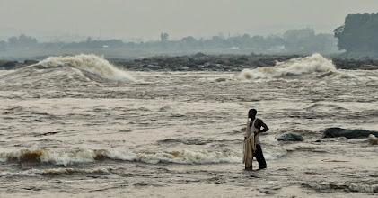 Photo: Congo rapids...