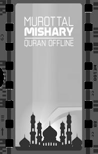 Murotal Mishary Qur'an Offline - náhled