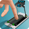 Treadmill Simulator Joke icon
