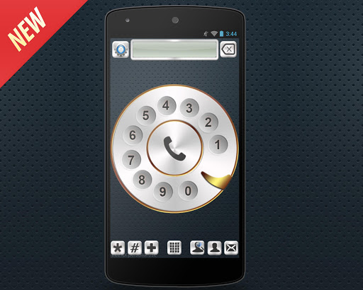 Old Rotary Dialer HD
