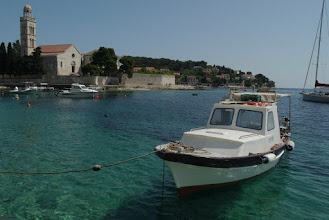 Photo: Clear sea waters at Hvar Island, perfect for a swim